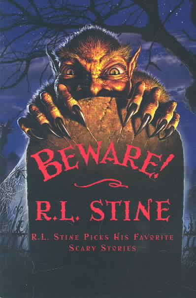 Beware! By Stine, R. L.
